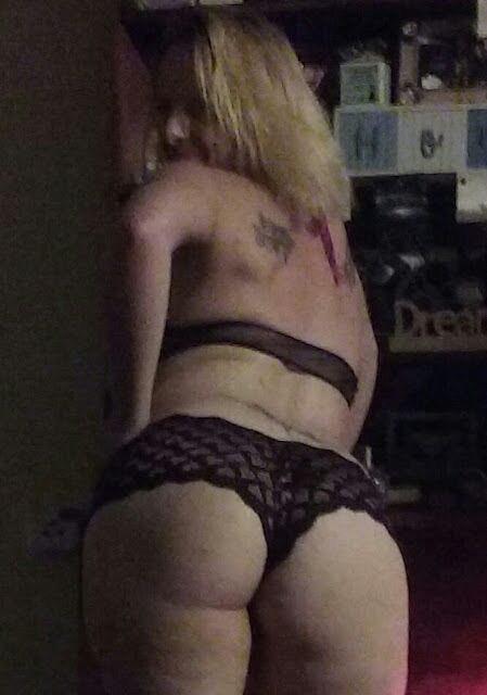 100% Real 100% Blonde 100% Dirty lil Slut who Luvs to Suk n Fuk